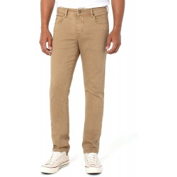 Liverpool Men's Kingston Modern Slim Straight Pigment Dyed Twill at  Men's Clothing store